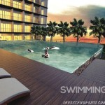 The Green Kosambi Bandung Apartment Pool
