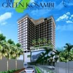 The Green Kosambi Trade Mall and Apartment