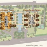 Wang Residence Jakarta Site Plan
