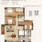 Wang Residence Unit 3BR Upperhouse G-H