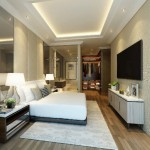 Wang Residence Upperhouse Master Bedroom Interior Design