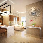 interior design 2 bed Puri Orchard Apartment