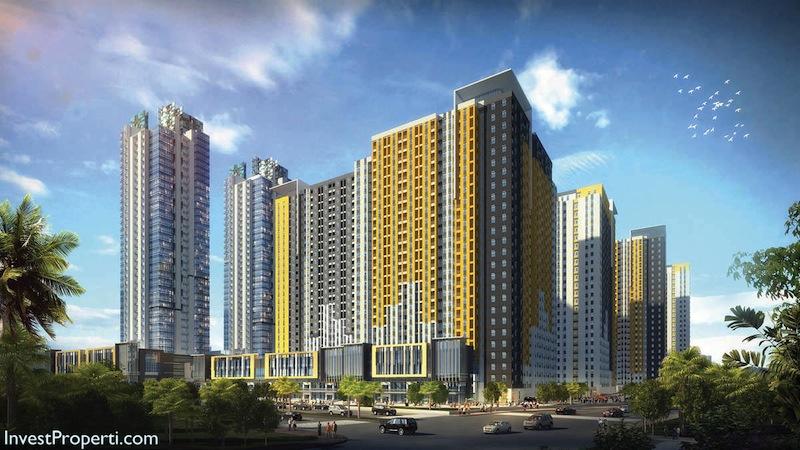 Apartemen The Spring Lake Summarecon Bekasi