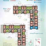 Azolla Tower Apartment The Spring Lake Bekasi