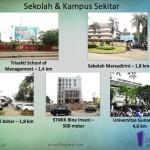 Fasilitas Pendidikan Sekitar Indigo Bekasi