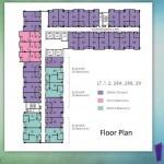 Floor Plan Indigo Bekasi Apartemen Lt 1 2 28 29