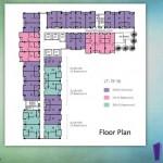 Floor Plan Indigo Bekasi Apartemen Lt 15 16