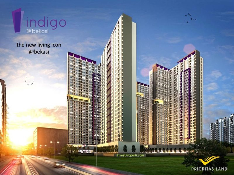 Indigo Apartment Bekasi