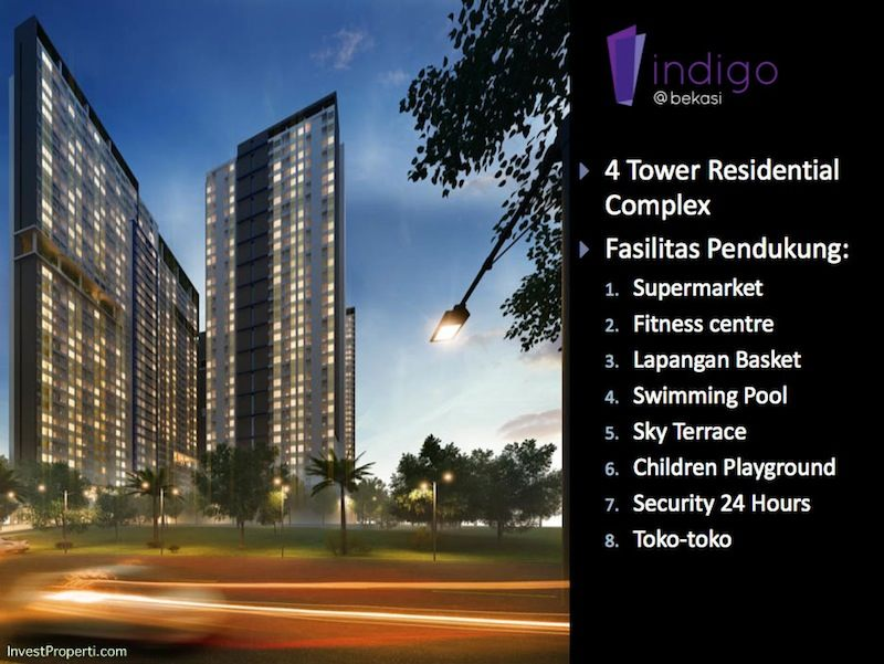 Indigo Bekasi Residential