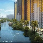 Lake View The Spring Lake Bekasi Apartment