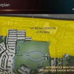 Master Plan Millennium Village Lippo Karawaci