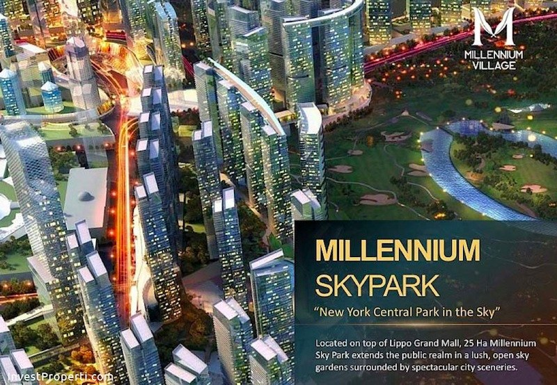 Millennium SkyPark @ Lippo Village Karawaci