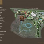 siteplan hillcrest house apartment millenium village