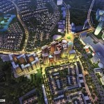 Bird Eye View Serpong Midtown