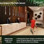 Lobby Embarcadero Suites