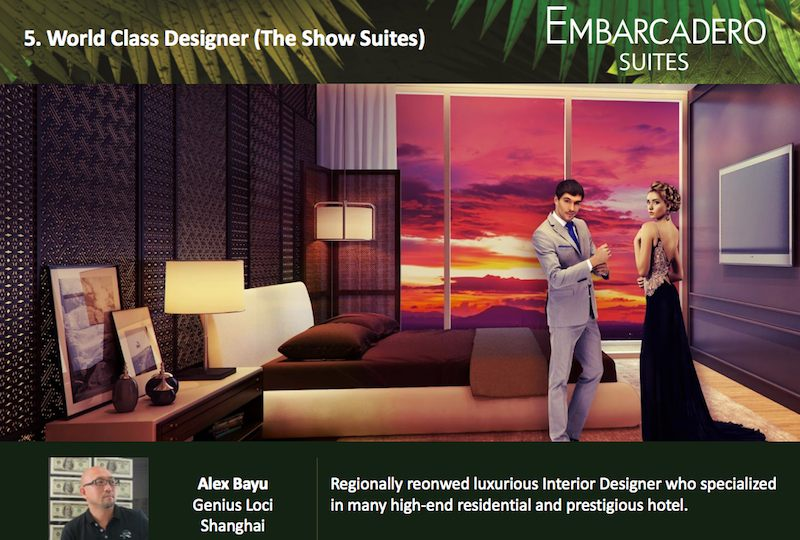 Design Apartemen Embarcadero