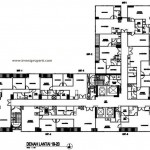 Floor Plan Executive Suite Lt19-20