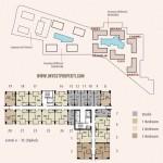 Floor Plan Serpong Midtown Residence