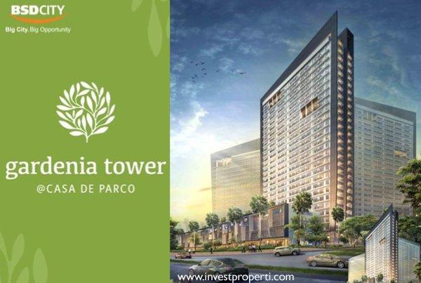 Gardenia Tower Casa de Parco