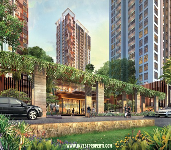 Komersial Area Serpong Midtown Signature