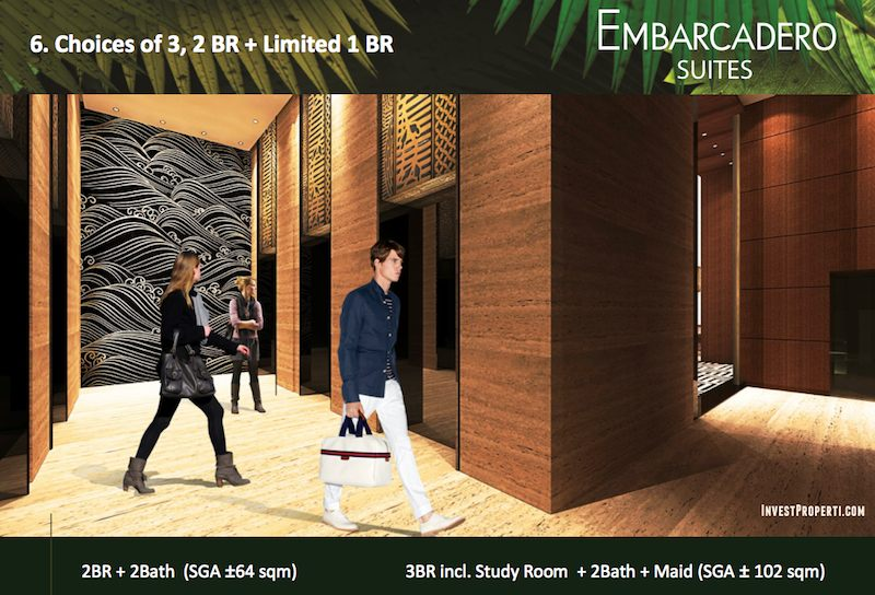 Lift Embarcadero Suites