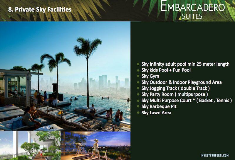 Private Sky Embarcadero Suites