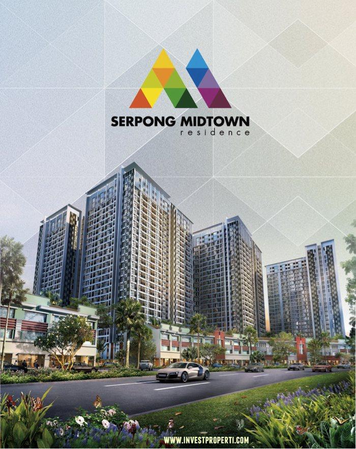 Serpong Midtown Residence Apartemen