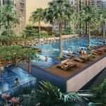 Serpong Midtown Signature Pool
