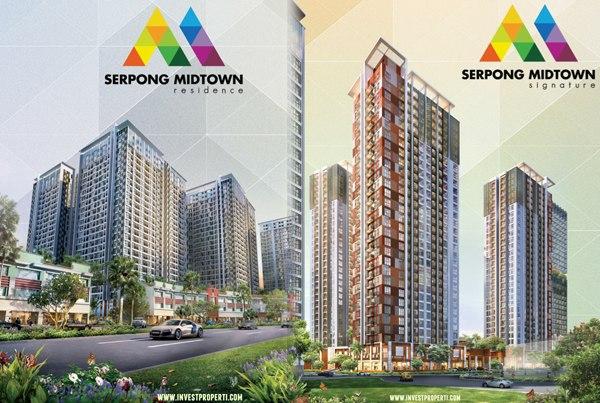 Serpong Midtown Summarecon Gading Serpong