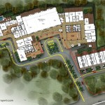 Site Plan Intermark Serpong