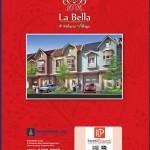 Brosur Rumah La Bella Milano Village Serpong