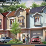 Design Rumah La Bella Milano Village