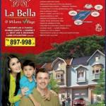 Brosur Rumah La Bella Milano Village