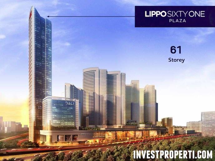 Lippo 61 Plaza Cikarang