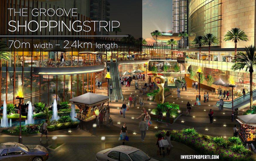 Lippo Mall Orange County Cikarang