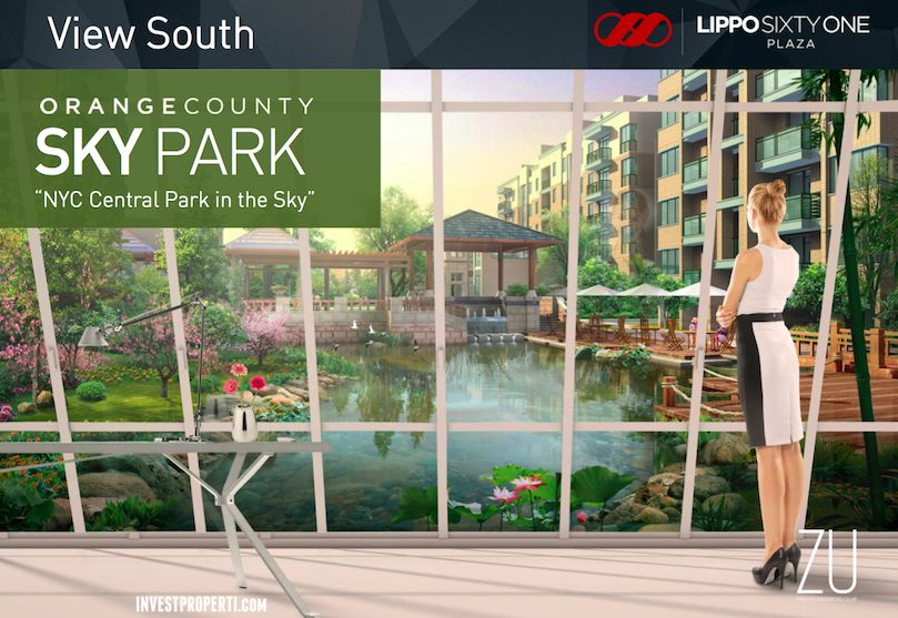 View South Lippo 61 Plaza Cikarang
