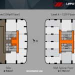 Lippo 61 Plaza Floor Plan