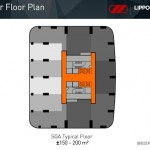 Lippo 61 Plaza Floor Plan Modular