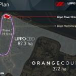 Lippo Sixty One Plaza Cikarang Site Plan