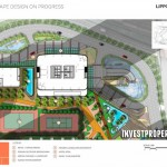 Lippo 61 Plaza Cikarang Landscape