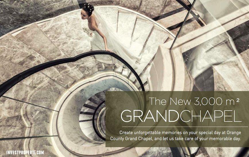 Orange County Chapel Cikarang