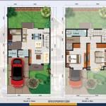 Tipe Unit Rumah 6x11