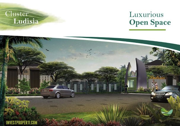 Cluster Ludisia Botanica Valley Serpong