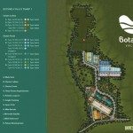 Master Plan Botanica Valley Serpong
