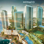 Monaco Bay Manado Suites Apartment