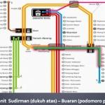 Jalur Kereta Podomoro Park