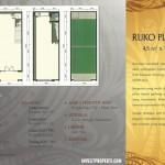 Ruko Platinum Cluster Silver