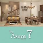 Rumah BSD Cluster Azura 7