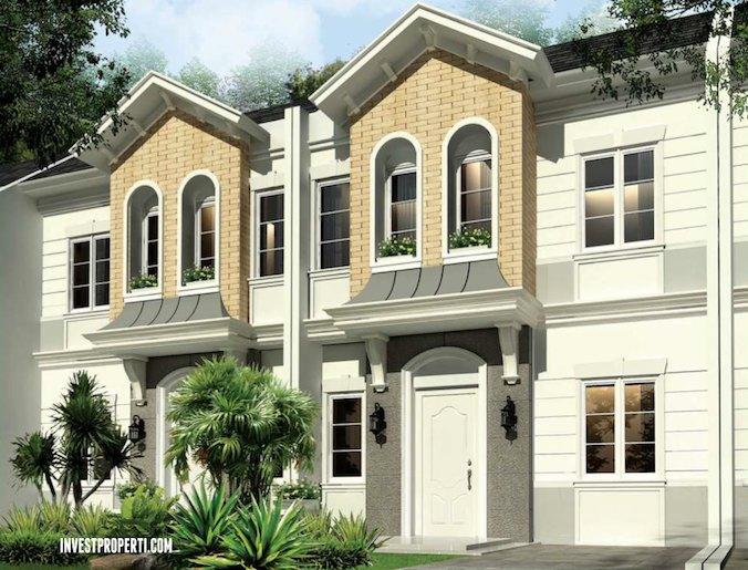 Design Rumah Cluster Azura 7