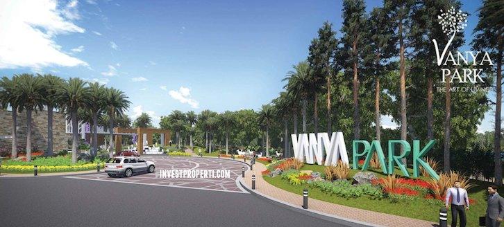 Cluster Terbaru Vanya Park BSD City